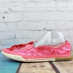 CUSHE Slip-on Espadrille Flat Shoes Size 9